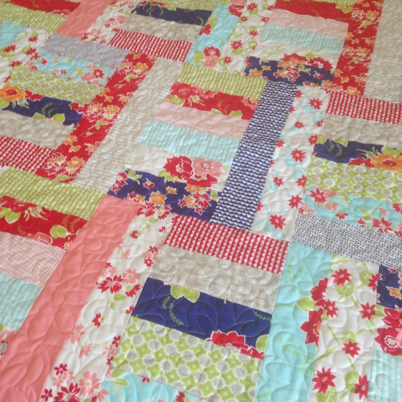 Jelly Roll Jam Ii A Quilting Life