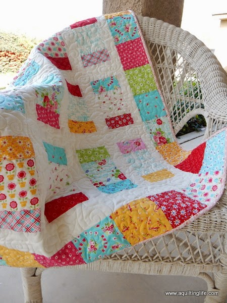Charm Pack Charm Box Quilt A Quilting Life