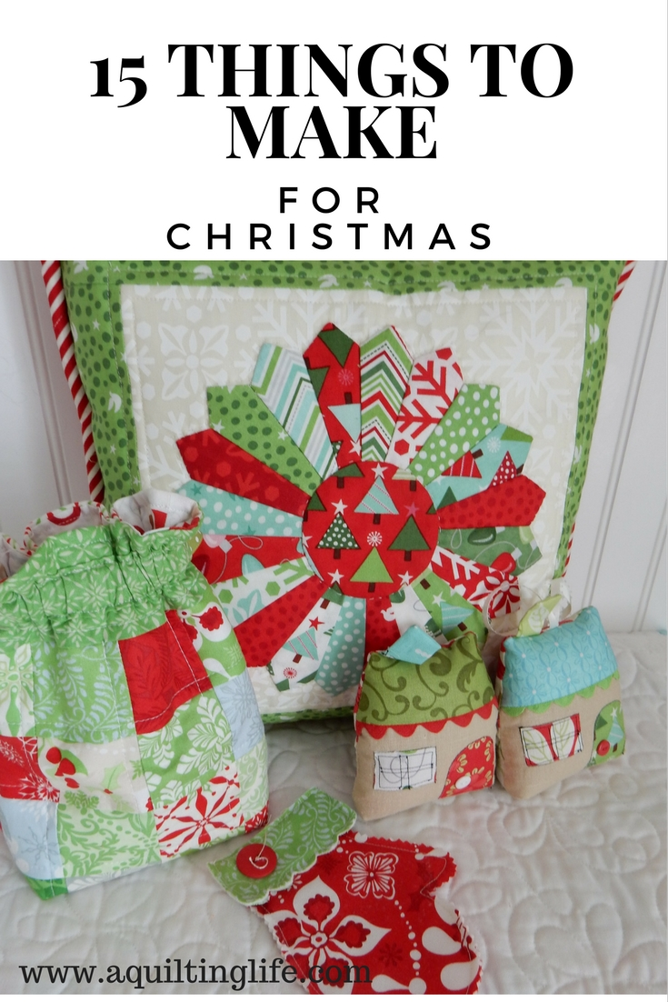 Christmas Quilt Projects