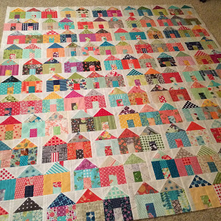 House Quilt Blocks | A Quilting Life