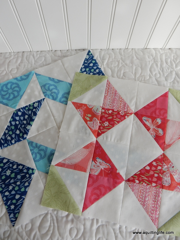 Quilting Life Block of the Month | February
