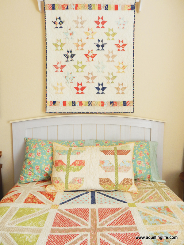 Decorating with Quilts - A Quilting Life