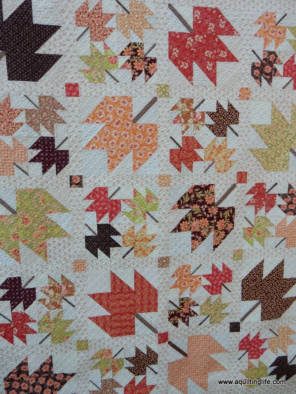 Fall Quilts A Quilting Life