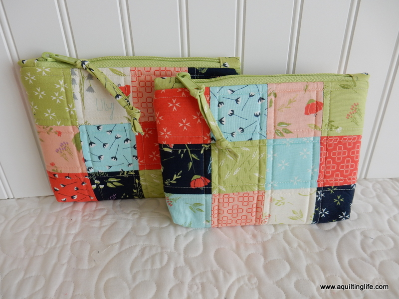 Pretty Patchwork Bag Tutorial Quilting Tutorials A