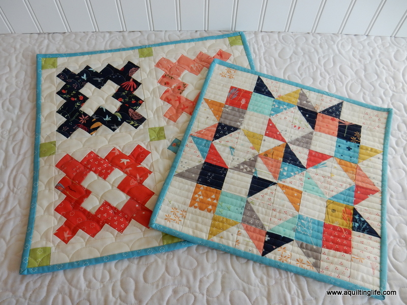 Mini Quilt Finishes A Quilting Life