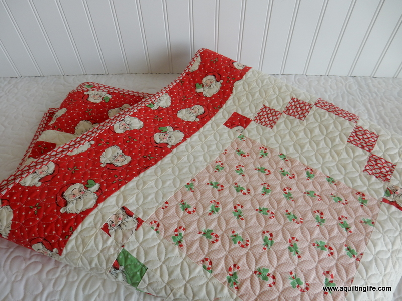 A Swell Christmas Quilt A Quilting Life