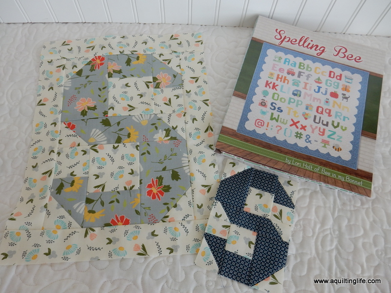 Spelling Bee Saturday S A Quilting Life
