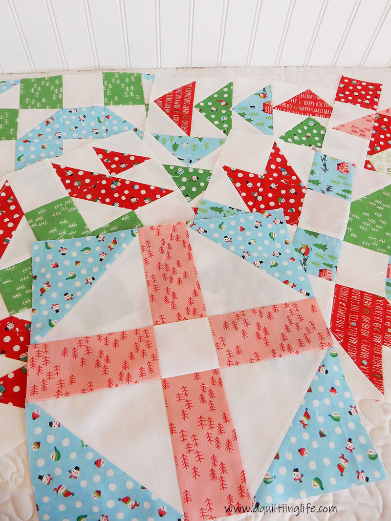 Mystery Block Of The Month June 2018 A Quilting Life