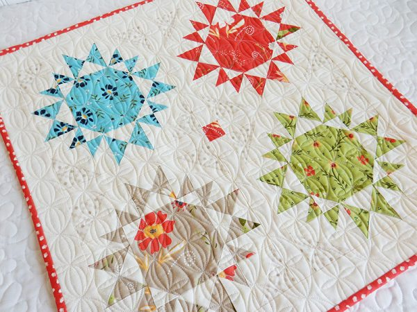 Endless Summer Mini Quilt Pattern