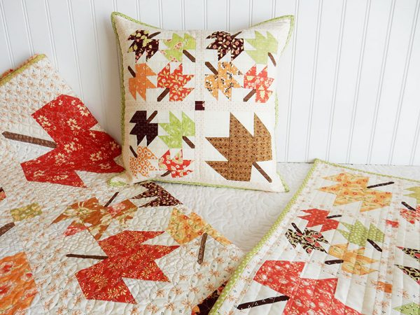 Fall Quilts & Fall Projects