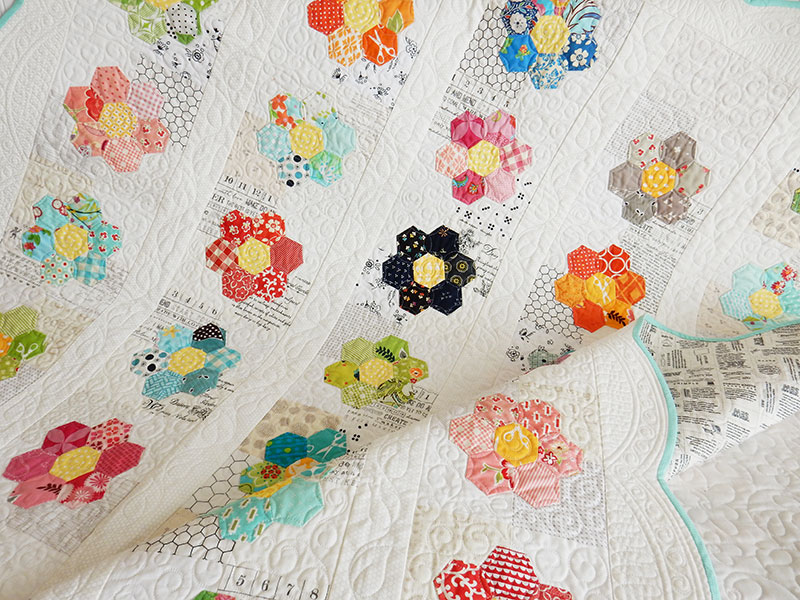 Saturday Seven Inspiration for Quilters 46