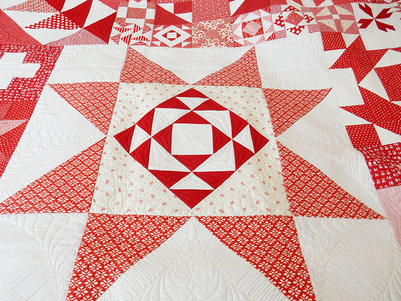 Saturday Seven Inspiration for Quilters 47