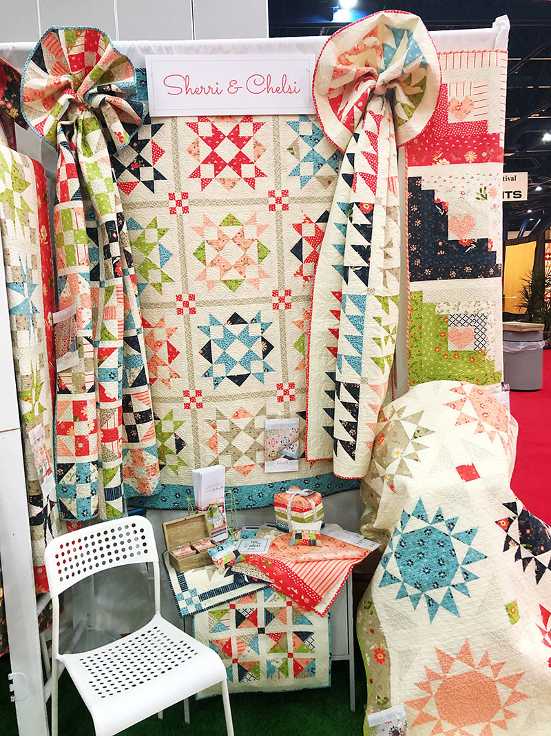Fall 2018 International Quilt Market Houston | A Quilting Life